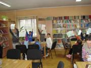 Z wizytą w Bibliotece Pedagogicznej