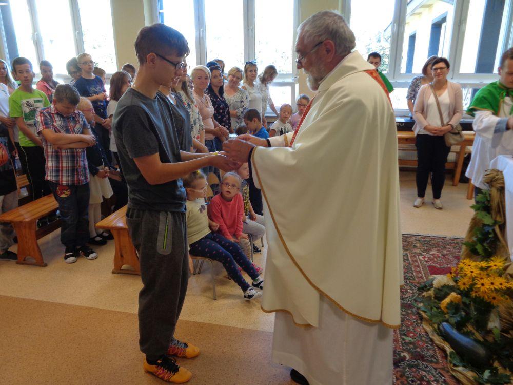 Msza święta z okazji rozpoczęcia roku szkolnego
